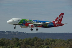 Colours of Indonesia (barnettmark39) Tags: a320 perthairport pkaxd airasia