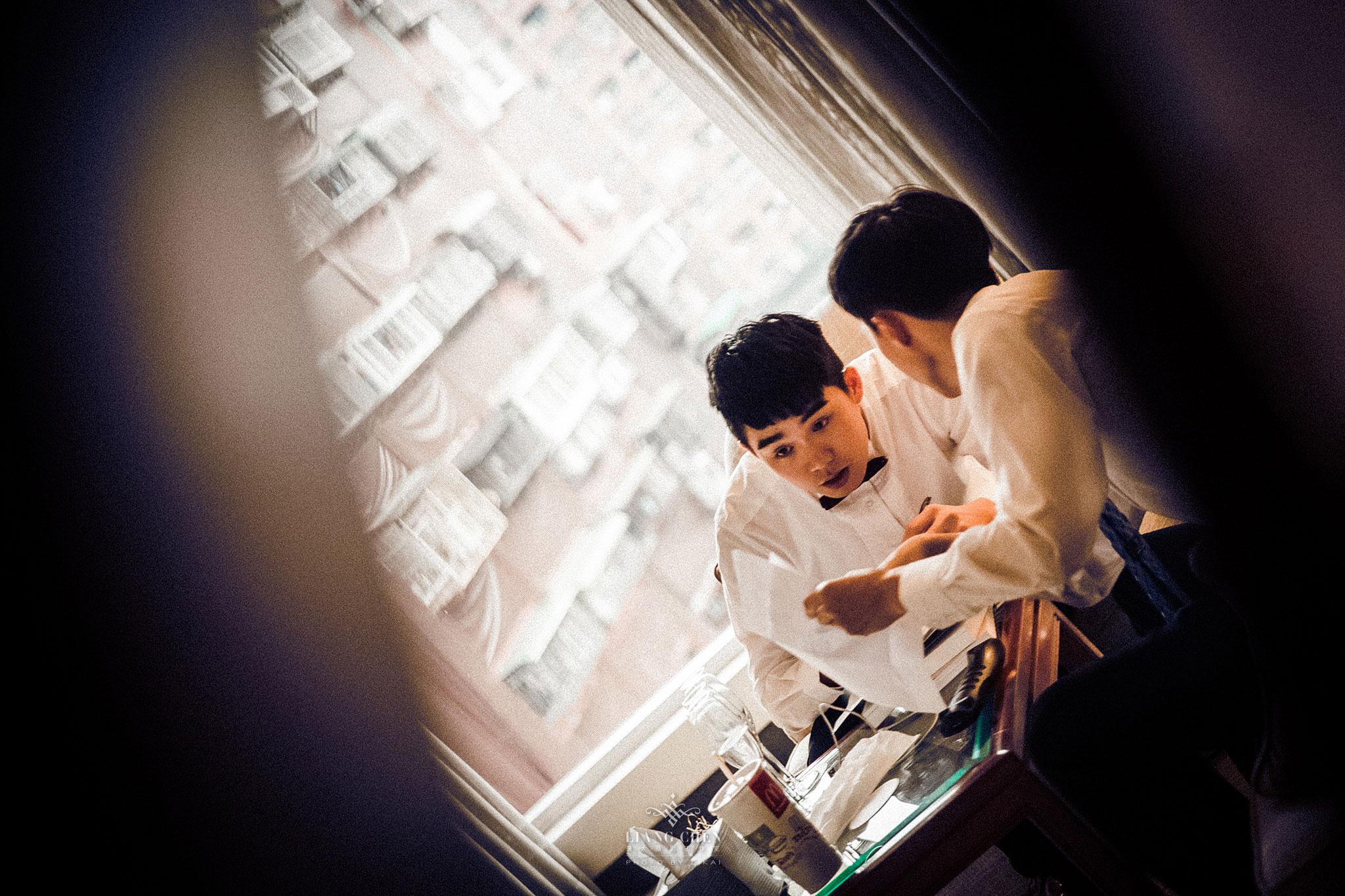婚禮紀錄 - 倫安 & 李迪 - 晶華酒店