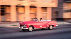 Havana Panning (Edson_Matthews) Tags: fujifilm xt3 havana cuba classiccar panning pan pink malecon uncool uncool2 uncool3 uncool4 uncool5 uncool6 uncool7 cool