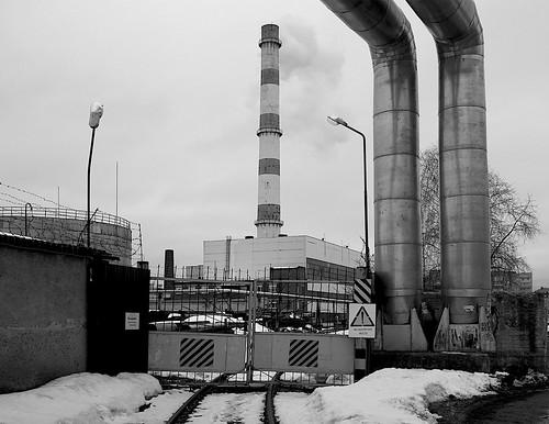 Yoshkar Ola. Industrial zone ©  Sergei F