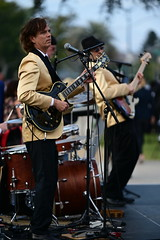 Stone Soul (Daren Grilley) Tags: concert musicians bass guitar httpswwwstonesoulcom stone soul band motown beverly hills gardens park california