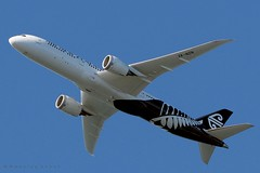 ZK-NZN (Maurice Grout) Tags: newzealand northisland airnewzealand boeing787 zknzn
