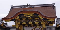 Kara-mon Gate (Hanoi North End) Tags: nijojo nijocastle karamongate karamon kyoto japan 二条城 唐門 日本 京都 pentax pentaxart architecture pentaxk70 pentaxfa31mmf18limited 1449000 1610