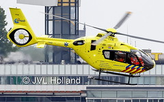 PH-TTR  190517-105-C4 ©JVL.Holland (JVL.Holland John & Vera) Tags: holland netherlands canon rotterdam europe aircraft aviation nederland lr rtm ehrd zestienhoven rotterdamthehagueairport jvlholland helicopter h135 anwbmobielmedischteam phttr eurocopterec135p3h
