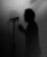 Shadows (jennylsmithers) Tags: sydney newsouthwales australia shadow black white microphone