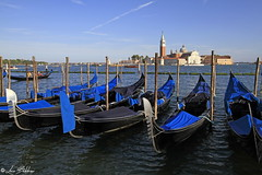 Classic Postcard Venice (Luca Bobbiesi) Tags: venice venezia gondole sanmarco postcard landscape classic rivadeglischiavoni cartolina canoneos7d canonefs1022mmf3545usm