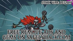 Stick War: Legacy Hack Updates May 31, 2019 at 01:45PM (safelyhack) Tags: stick war legacy