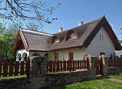 Salföld (aniko e) Tags: salföld hungary village house architecture spring balatonfelvidékinemzetipark balatonuplandsnationalpark