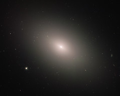 Bucking the trend (europeanspaceagency) Tags: ngc4621 esa europeanspaceagency space universe cosmos spacescience science spacetechnology tech technology hubblespacetelescope hubble m59 messier59 virgo cluster virgocluster