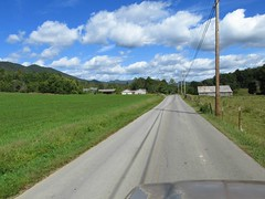 Country Roads ........♪♪ (~ Cindy~) Tags: countryroads barns homes fields fences tennessee hff