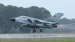 Fire and Water (ƒliçkrwåy) Tags: 4638 panavia tornado tigermeet germany airforce luftwaffe military aviation aircraft