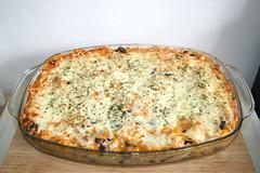 30 - Creamy spicy chicken spaghetti casserole - Finished baking / Cremig-pikanter Hähnchen-Spaghetti-Auflauf - Fertig gebacken (JaBB) Tags: chickenbreast hähnchen hähnchenbrustfilet spaghetti creamofchicken gemüsesalsa vegetablesalsa salsa sourcream sauerrahm jalapeños tacoseasoning tacogewürzmischung tabasco käse cheese casserole auflauf spaghettiauflauf spaghetticasserole food lunch dinner essen nahrung nahrungsmittel mittagessen abendessen kochen cooking rezept recipe backen baking kochexperiment kochexperimente