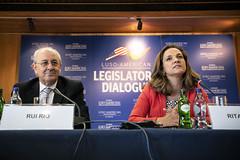 Rui Rio na Fundação Luso-Americana