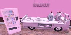 #Post Look# 2139 (ღCαทτiทнσ ∂α Pαρρατyღ) Tags: 6republic arcade goose junkfood refuge decor beautiful beaitifull beautifull pink cute felicidade game girl happy life live moment top world photo photosecondlife photography play photografia secondlife sl style