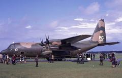 C-130 Hercules (Pentakrom) Tags: alconbury unitedstatesaf lockheed hercules c130 64540 usaf