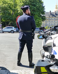 "bootsservice 19 2020497 (bootsservice) Tags: paris uniform boots police moto motorcycle biker uniforms officer policeman bottes motard uniforme policemen motorcyclists policier motards uniformes policiers motorbiker ""police officier ""riding boots"" nationale"""
