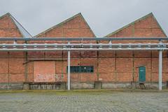 Trio (jefvandenhoute) Tags: belgium belgië antwerp antwerpen petrolzuid industrialarcheology industrial
