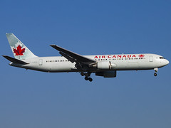 Air Canada | Boeing 767-375(ER) | C-GLCA (Bradley's Aviation Photography) Tags: egll lhr london londonheathrowairport heathrow heathrowairport canon70d aircraft aviation avgeek aviationphotography plane planespotting flying londonheathrow aircanada boeing767375er cglca 767 b767 b763