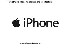 Latest Apple iPhone mobile Price and Specs (aliharis6625) Tags: latestappleiphonepricespecsreviewviewpackages