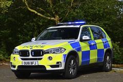 OU18 AFJ (S11 AUN) Tags: car thames traffic 4x4 police valley bmw vehicle roads emergency touring unit 999 x5 tvp rpu policing anpr xdrive30d ou18afj