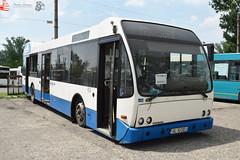 Transurb Galați DDJ (Pavlos Andreas - Transport Photography) Tags: autobuz bus daf berkhof sb250 romania galati transurb gvb nederlands amsterdam