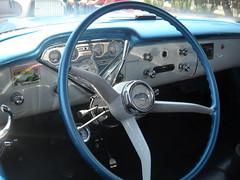 1957 Chevy 3100 Pickup Truck - Dashboard (kschwarz20) Tags: cruisin ocmd oceancity nikonl20 chevy pickup truck dashboard kts md
