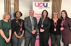 Hosting UCU Scotland gender violence event