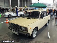 VAZ Lada 2107 (Adrian Kot) Tags: vaz lada 2107