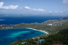 Magan's Bay (vmi63) Tags: saintthomas usvirginislands mountaintop bay beach island atlanticocean
