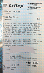 "Bahnfahrausweis Deutschland • <a style=""font-size:0.8em;"" href=""http://www.flickr.com/photos/79906204@N00/47971911962/"" target=""_blank"">View on Flickr</a>"