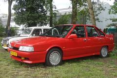 Renault 21 Turbo 14-7-1988 PB-VS-85 (Fuego 81) Tags: renault r21 21 turbo 1988 pbvs85 sidecode5 ohohrenault rp20yy
