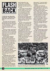 Newcastle United vs Manchester United - 1994 - Page 16 (The Sky Strikers) Tags: newcastle united manchester st james park fa carling premiership official programme one pound fifty