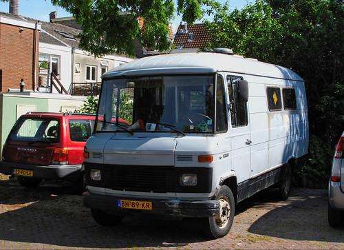 1983 Mercedes-Benz L 407 D