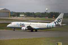 G-FBJH | Flybe | Embraer 175-200STD (geoff487) Tags: embraer embraererj embraererj175 flybe bee be gfbjh birminghaminternationalairport egbb bhx