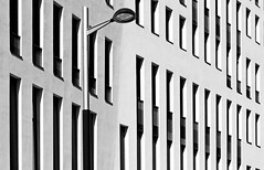 thenewwindows (christikren) Tags: austria architecture abstract building christikren contrast facade geometry lamp modern new offices panasonic sw vienna windows structures