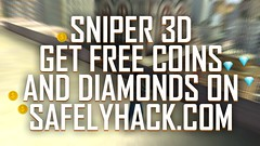 Sniper 3D Hack Updates May 31, 2019 at 08:15PM (safelyhack) Tags: sniper 3d