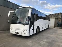 Simpson's Coaches Scania Berkhof Axial (ronsimpson42) Tags: simpsonscoaches axial berkhof scania