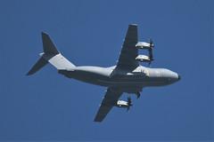 54+01 (AviaGeek) Tags: 5401 airbus a400m a400 3f4368 gaf german air force šiauliai eysa wunstorf base etnw