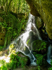 Lichtenhainer Wasserfall (matthias_oberlausitz) Tags: lichtenhain lichtenhainer wasserfall kirnitzschtal elbsandsteingebirge sächsische schweiz sachsen saxony