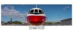 Dassault Falcon 900 (Ignacio Ferre) Tags: getafe legt madrid españa spain dassault dassaultfalcon spotting aircraft airplane airshow avión aviation aviación aviónareacción nikon falcon900 dassaultfalcon900