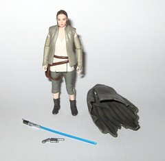 rey island journey star wars the last jedi red and white card basic action figures force link 2017 hasbro a (tjparkside) Tags: rey island journey star wars last jedi red white card basic action figures figure force link 2017 hasbro training luke skywalker lightsaber poncho holster blaster pistol blasters pistols vest jacket ahchto ahch temple