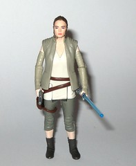 rey island journey star wars the last jedi red and white card basic action figures force link 2017 hasbro g (tjparkside) Tags: rey island journey star wars last jedi red white card basic action figures figure force link 2017 hasbro training luke skywalker lightsaber poncho holster blaster pistol blasters pistols vest jacket ahchto ahch temple