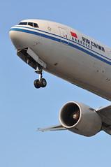 CA0937 PEK-LHR (A380spotter) Tags: london heathrow landing finals landinggear arrival approach lhr threshold undercarriage egll nosegear 27r shortfinals ca down belly boeing extended 777 cca airchina 中国国际航空公司 300er b2086 geardoors runway27r ca0937 peklhr hydraulicsproblem