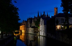 Groenerei Canal, Bruges (kylewagaman) Tags: groenereicanal groenerei canal kanaal bruges brugge brügge westflanders westvlaanderen flandreoccidentale flanders flemish vlaanderen flandre belgium belgië belgique belgien city europe