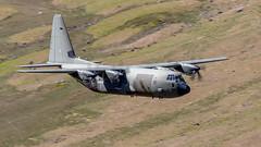 RAF C130J Hercules - Omen Flight (Kerrzie) Tags: raf hercules c130j briznorton low lowlevel cumbria dunmail dunmailraise lakedistrict lfa17