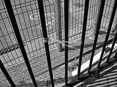 Libertés - Freedoms (p.franche malade - Sick) Tags: panasonic lumix fz200 bruxellesbrussel brussels belgium belgique belgïe europe pfranche pascalfranche hdr dxo phototab ls80 printemps fermetures clôtures métal plastique liens spring closures fences metal plastic links tie skancheli monochrome noiretblanc blackandwhite zwartwit blanconegro schwarzweis μαύροκαιάσπρο inbiancoenero 白黒 黑白 чернобелоеизображение svartochvitt أبيضوأسود mustavalkoinen שוואַרץאוןווייַס bestofbw