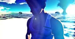 I don't wanna waste life waiting around (candid) (Ghoulina Waffle) Tags: sl secondlife sldestinations sltravels slresidents slpeople slexploration photoscapex slphotography candid candidshots digitalphotography digitalart photomanipulation virtualworlds firestorm