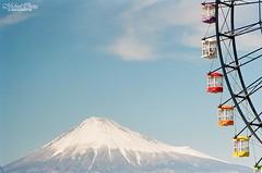 坐起雲起時 ([M!chael]) Tags: nikon f3hp nikkor 10525 ais kodak ultramax400 film manual japan かわぐちこ 富士山 山梨 fujiyama fujimt
