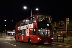 Metroline VW1756 on Route N83, Golders Green (e400olympus) Tags: metroline london vw1756 lk59cwt volvo b9tl wright wrightbus gemini 2