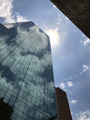 Skyfall (Diorama Sky) Tags: unitedstates us texas tx fortworth architecture officebuilding 777main carterburgessplaza curtainwall glass window reflection dioramasky fora